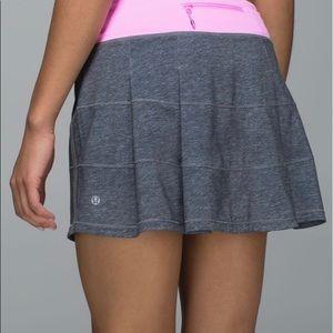 Lululemon Pace Rival Skirt II *4-way Stretch